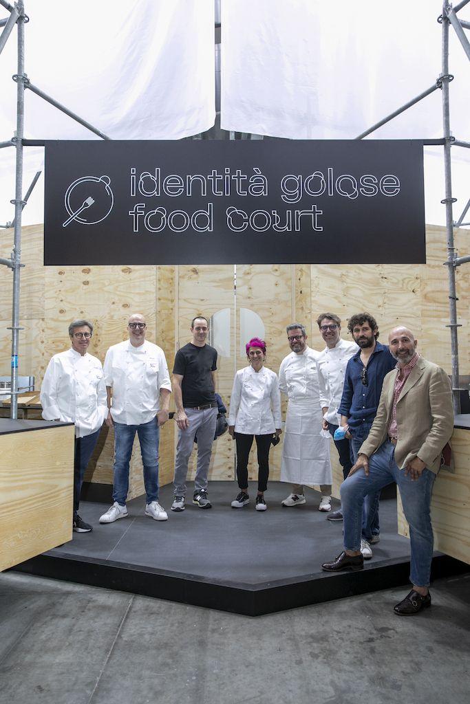 Dopo il successo al Salone del Mobile, le Food Court di Identità Golose tornano protagoniste al Salone del Risparmio, insieme a un temporary restaurant con 3 grandi nomi dell'Alta cucina italiana.
