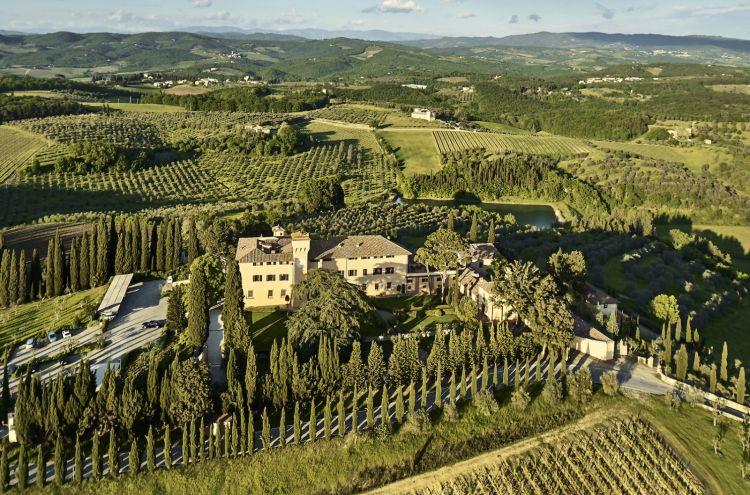 Como Castello del Nero, ultimo nato nel Chianti diBarberino Tavarnelle (Firenze)