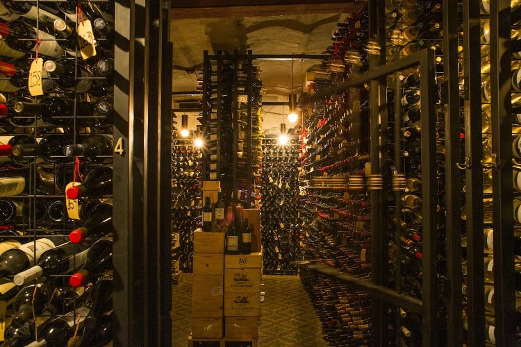 The wine cellar atDon Juliodeserves an article itself: 20 thousand wines, a historic archive or Argentinian wine-making with bottles that date back to the 1920s