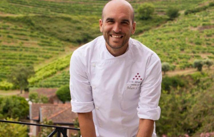 The executive chefMarc Lorés Panadés