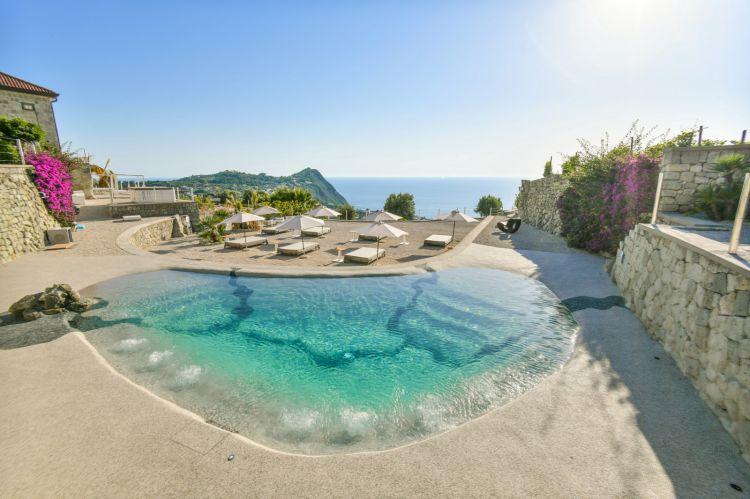 Immagini della tenuta C'estla vie di Ischia