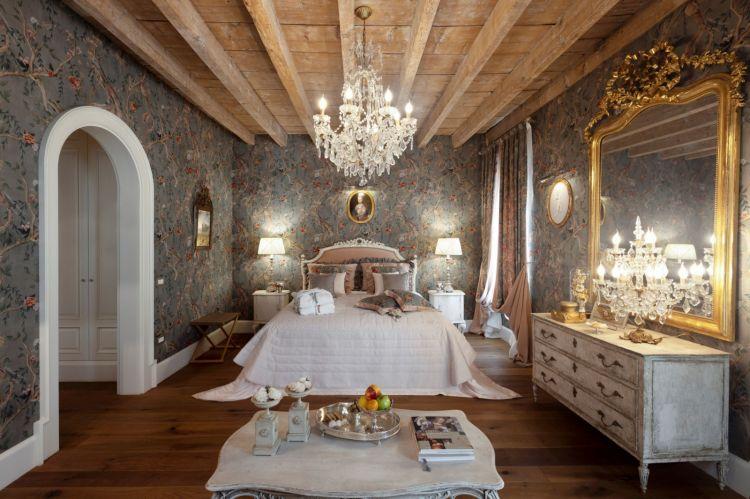 Una delle suites dell'Antica Dimora di Desenzano