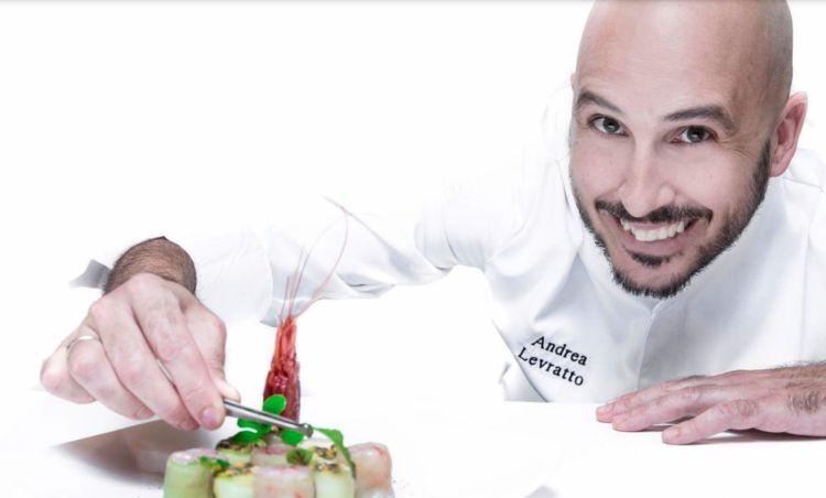 Andrea Levratto, chef ligure