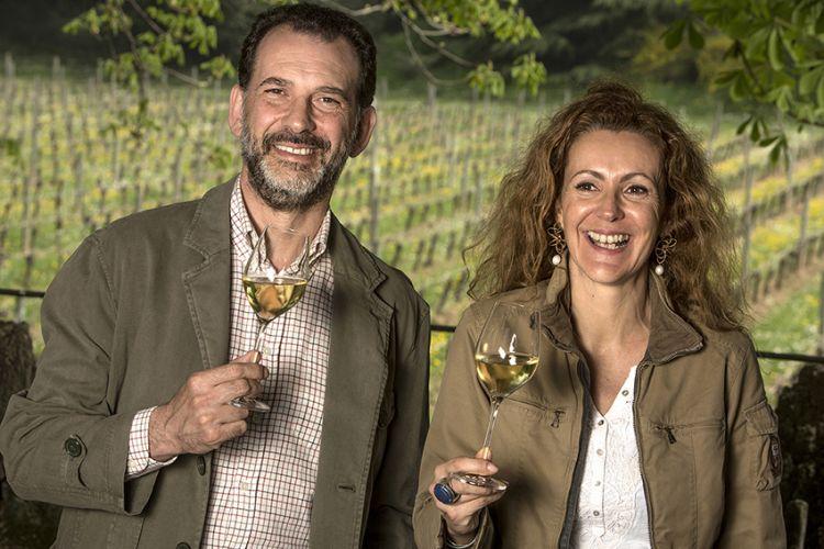 Giulio e Lucia Barzanò