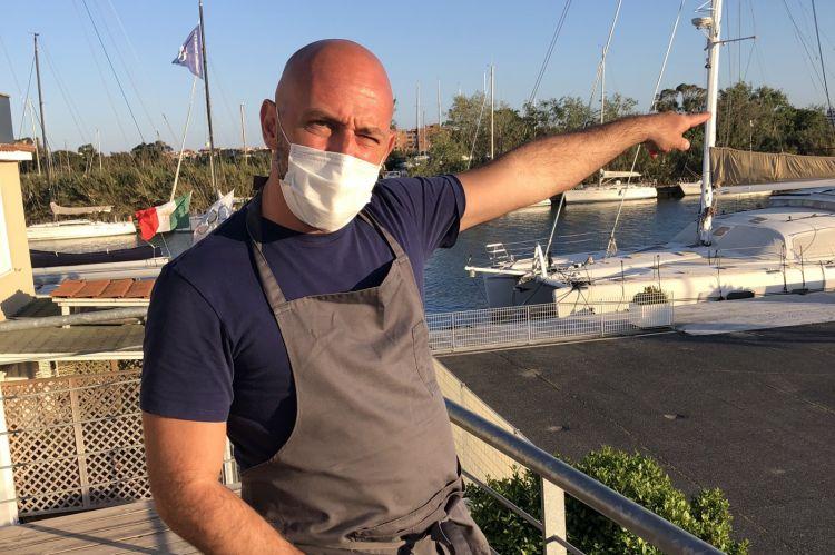 4112: Daniele Usai, chef