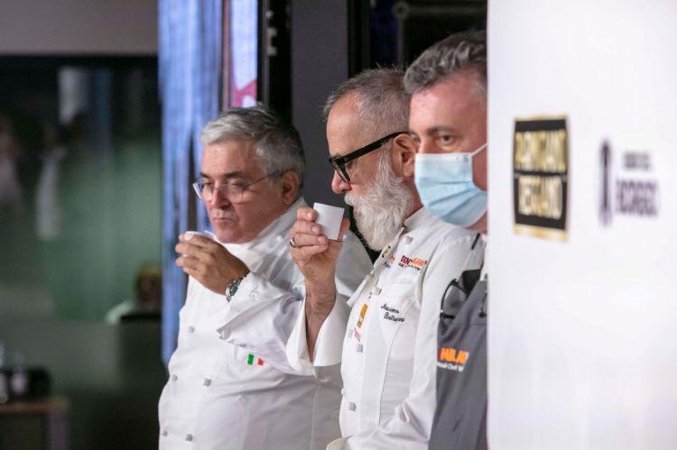 Left to right,Valerio Marcattilliiand Salvatore Tassa