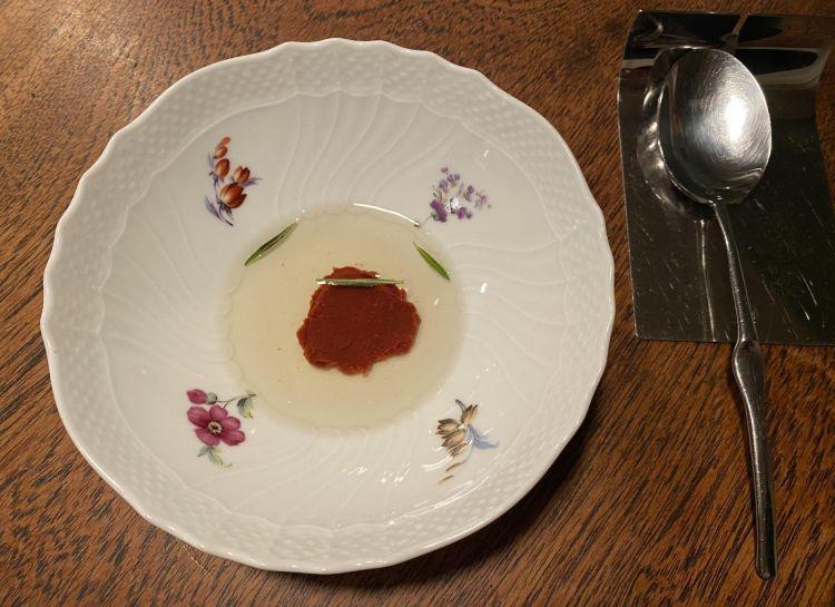 Pomodoro e santoreggia