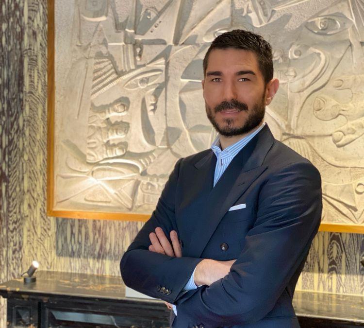 Riccardo Ortogni, general manager