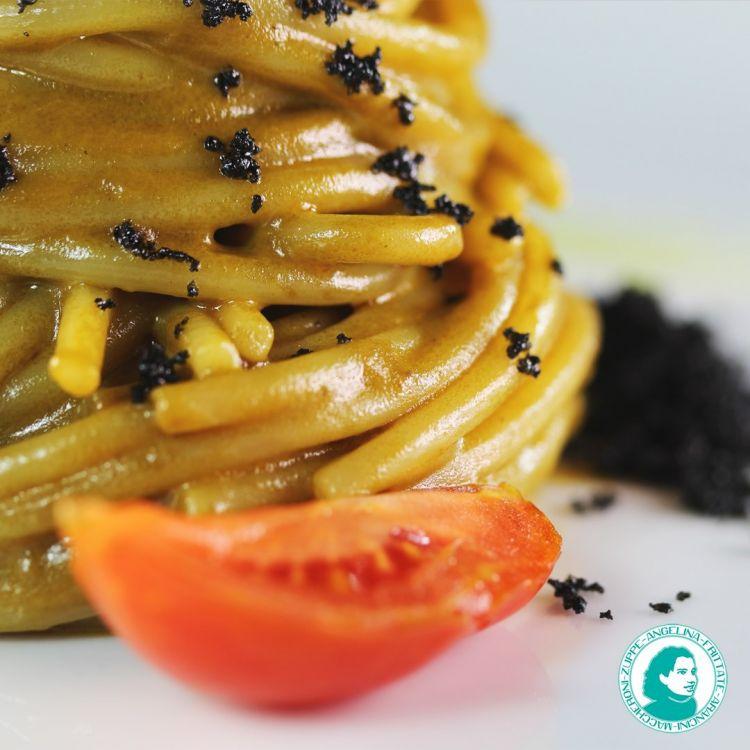 Gli Spaghettoni agli anemoni di mare di Marianna Vitale