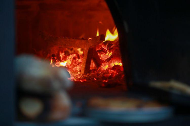 La serata Fuoco nel nuovo ristorante di Viviana Varese a Noto