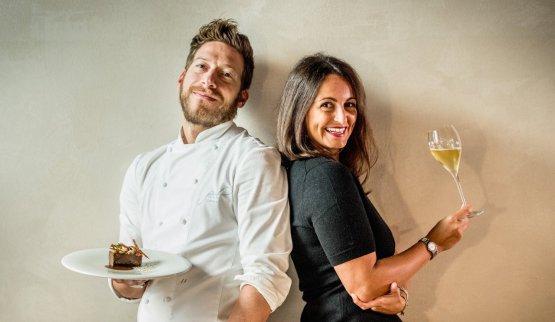 Federico Beretta ed Elisa Forlanelli