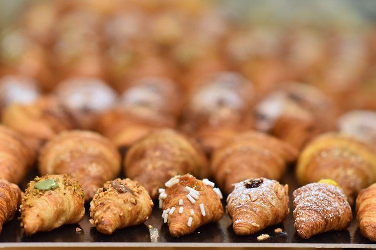 Varietà di croissant da Clèa