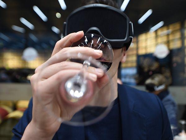 Degustazione alla cieca dei vini del Vallese