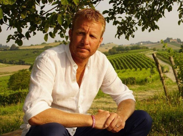 Luca Ferraris, produttoredell'Associazione Produttori del Ruchè di Castagnole Monferrato