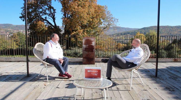 Paolo Marchi e Niko Romito