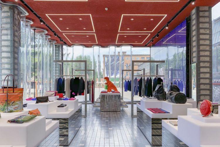 L'Ucca,Centro di arte contemporanea di Shanghai, sede a primavera 2021delBistrot by DaVittorio