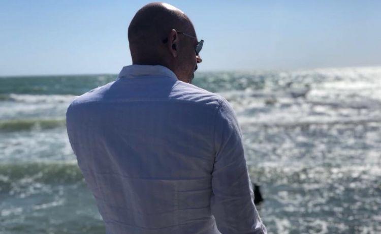 """Gianfranco Pascucci e il """"suo"""" mare"""