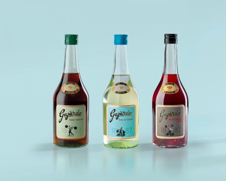 I 3 prodotti della linea Gajardo