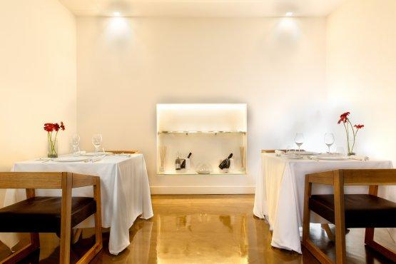 Il ristorante Sapio