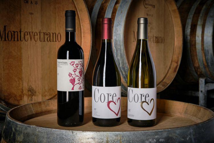 Core, la linea di vini più immediati curata dalla figlia Gaia