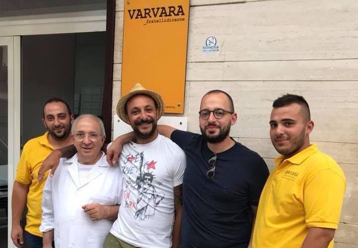 TheVarvaraswithDiego Rossi