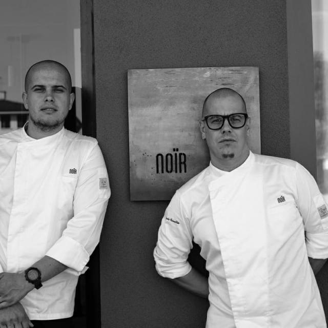 Rocco Santon e Nicola Cavallin