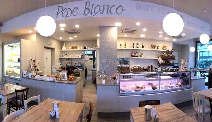 La gastronomia Pepe Bianco