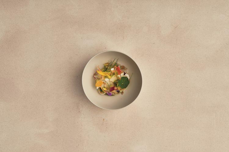 L'insalata biologica dall'orto di Marcel di Pratval