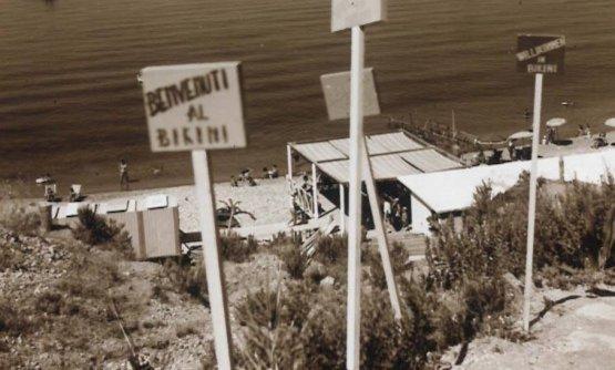 Il Bikini d'una volta