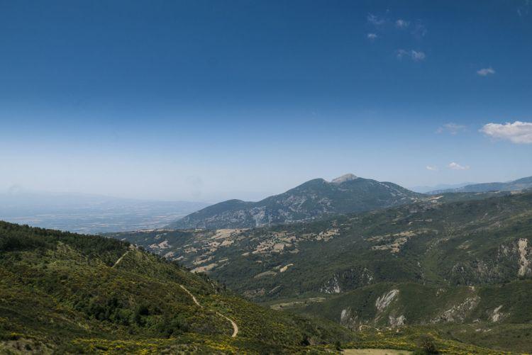 La veduta da Plataci, fotoFranco Di Benedetto
