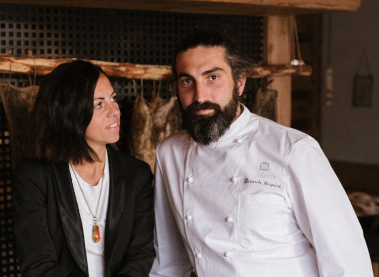 Ludovica Rubbini e Riccardo Gaspari