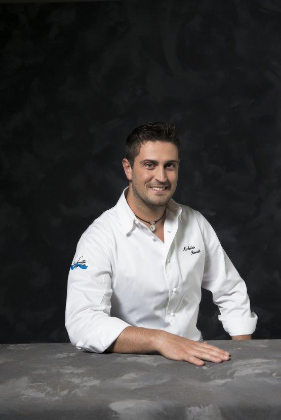 Nicholas Bonati – sous chef at Il Giardinetto in