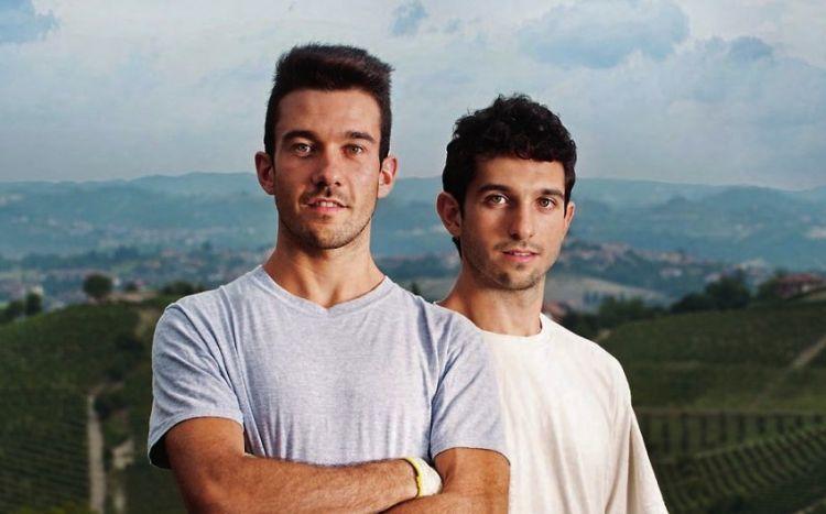 La nuova generazione: Sergio e Giulio Abrigo