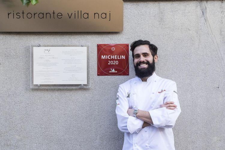 Lo chef Alessandro Proietti Refrigeri