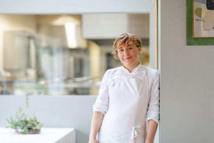 Antonia Klugmann, triestina, classe 1979, una stella Michelin dal dicembre 2015 (foto Mattia Mionetto)