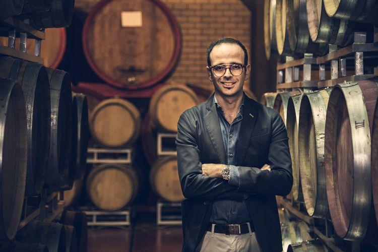 Il direttore generale di Cantina Tollo Andrea Di Fabio