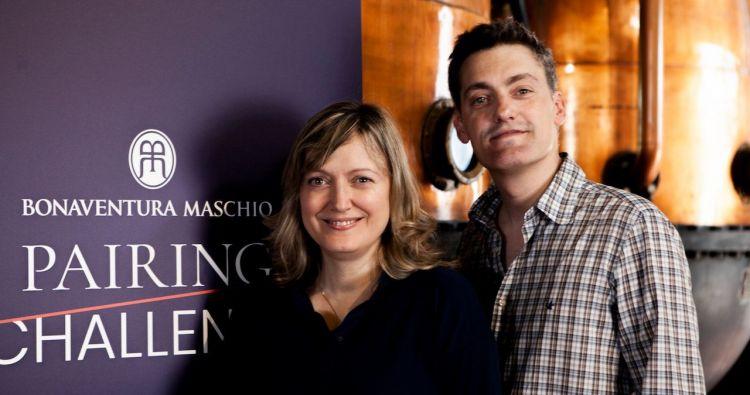 Anna e Andrea Maschio