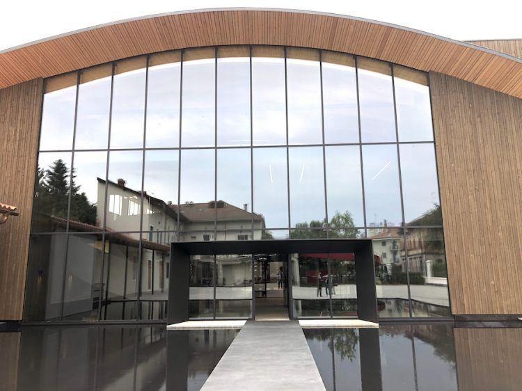 L'azienda Nervi a Gattinara in provincia di Vercelli