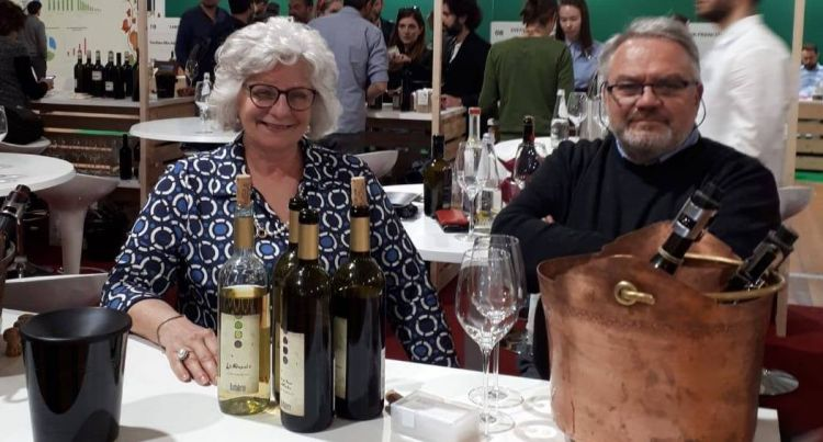 Maria Grazia Lugoe il marito Franco Garzottihanno acquistato l'azienda nel 2017