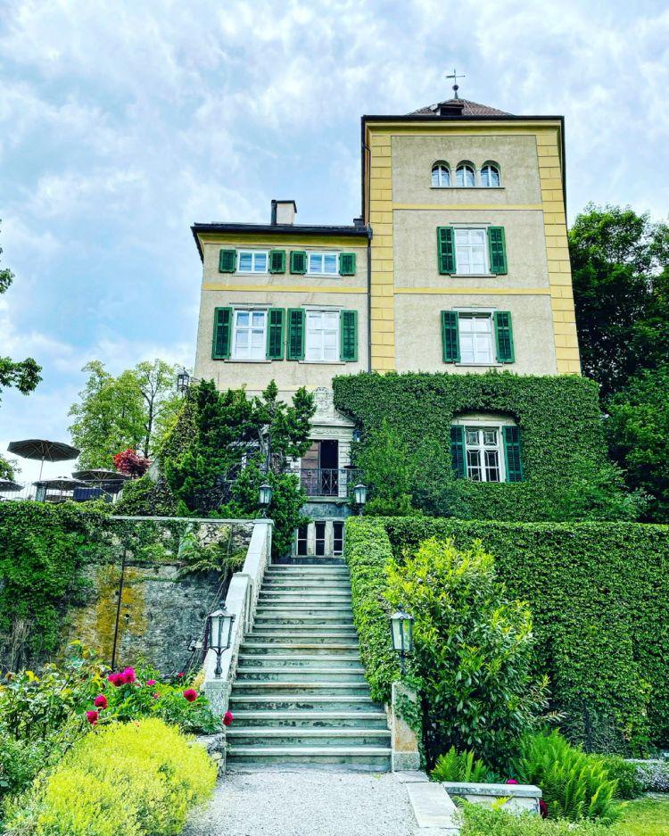 The castle of Schauenstein