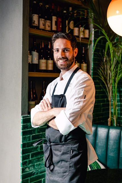 Antonio Lucatelli è il nuovo chef di Bioesserì Porta Nuova