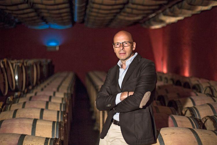 Stefano Capelli, winemaker di Ca' del Bosco - fotoGiuseppe La Spada
