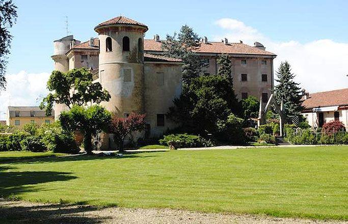 Il Castello di Desana (Vercelli)