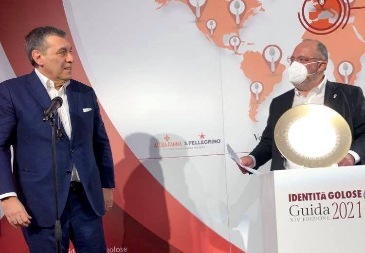 Claudio Ceroni e Paolo Marchi