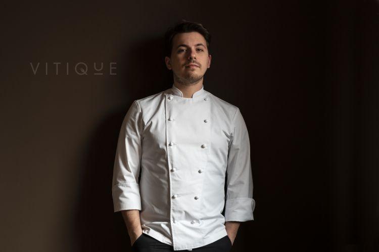 Lo chef Antonio Guerra