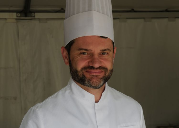 Lo chef Enrico Bartolini ha firmato il menù in abbinamento alla degustazione dei vini, un concentrato di forza e finezza