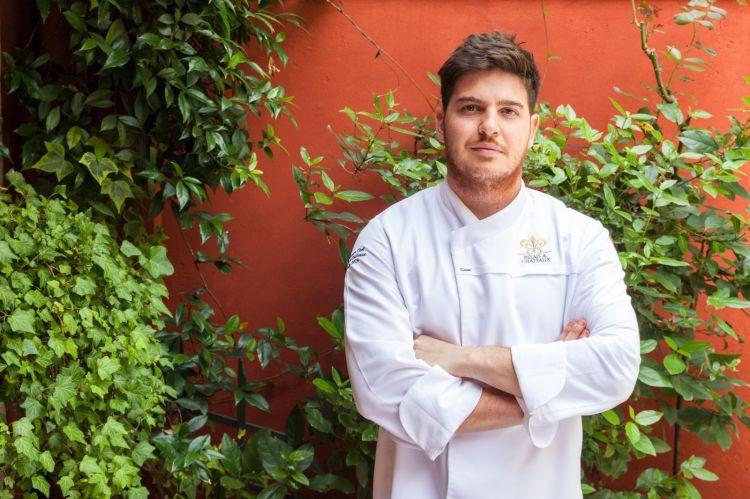 Lo chef Giuseppe Francica