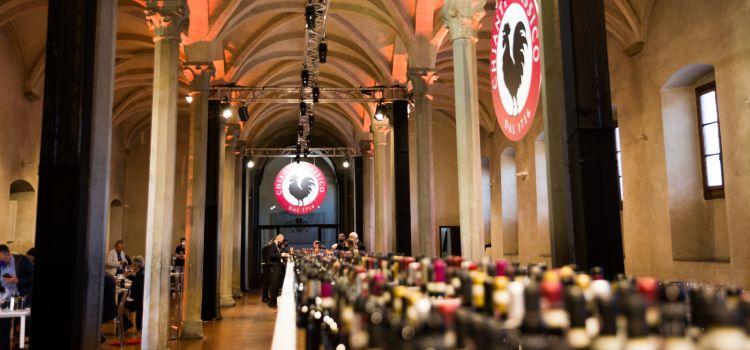 Quasi 500 vini in degustazione
