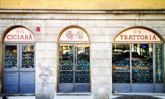Ciciarà,piazza Santo Stefano8, Milano (fotofacebook)