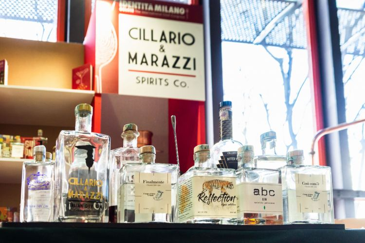 I distillati di qualità di Cillario&Marazzi